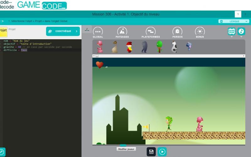 gamecode