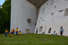 Chapelle Le Corbusier , Ronchamp_-18