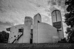 Chapelle Le Corbusier , Ronchamp_-20
